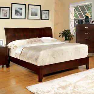 Best Review Beauregard Sleigh Bed by Red Barrel Studio Reviews (2019) & Buyer's Guide