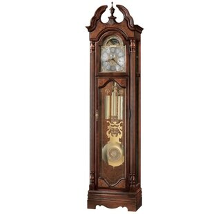 Langston 85.5 Grandfather Clock by Howard Miller?