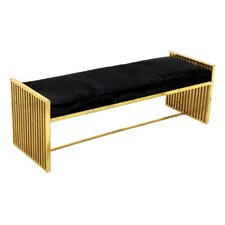 Leather Bedroom Bench by Fashion N You by Horizon Interseas