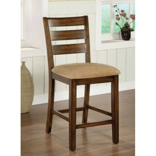 Wikenson Upholstered Dining Chair (Set of 2) by Loon Peak SKU:DD886984 Buy