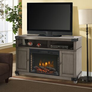 Hudson TV Stand for TVs up to 60 with Fireplace