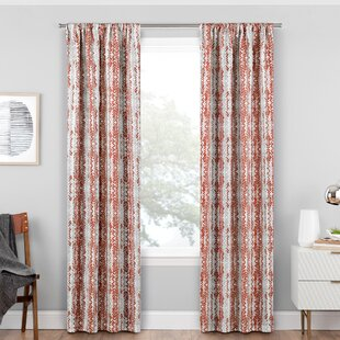 Gages Blackout Single Curtain Panel by Winston Porter