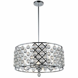 Mercer41 Lutterworth 5-Light Drum Chandelier
