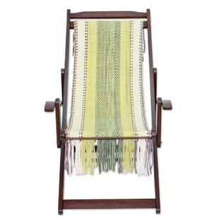 Bord Paradise Fields Chair Hammock by Bloomsbury Market Fresh