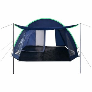 Sol 72 Outdoor Camping Tent 390X330x195 Cm Blue Image