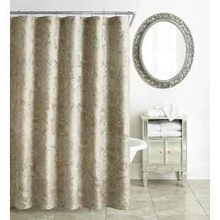 Chantelle Shower Curtain By Waterford Bedding