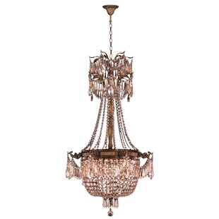 Astoria Grand Reimer Contemporary 4-Light Empire Chandelier