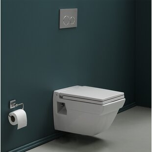 CeraStyle by Nameeks Mona 1.2 GPF Elongated Toilet Bowl