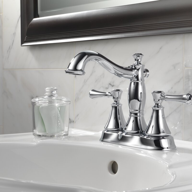 6 inch centerset bathroom faucet. Cassidy Centerset Bathroom Faucet with Metal Pop Up Delta  Reviews