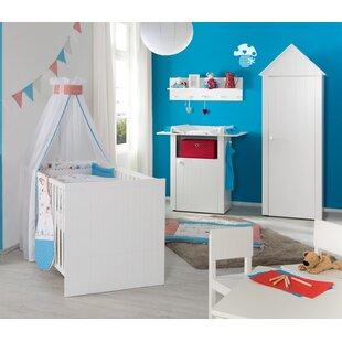 Umbaubares Kinderbett Lotte, 70 X 140 Cm By Roba