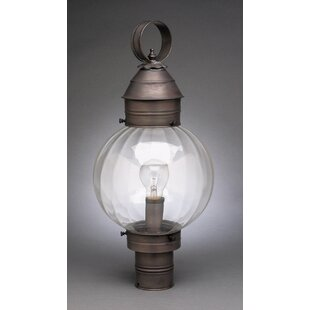 Janay Round 1-Light Lantern Head by Astoria Grand