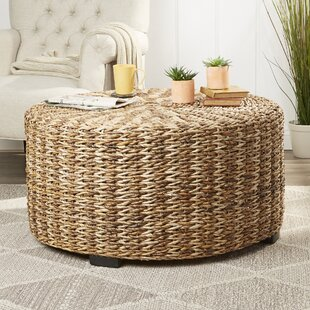 Compare prices Claiborne Woven Coffee Table by Birch Lane™ Heritage