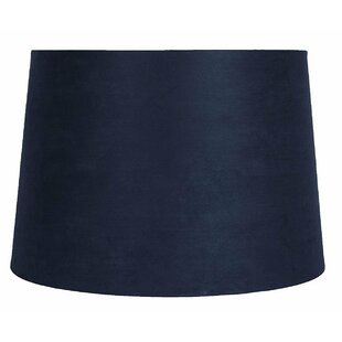 Suede French 16 Chenille Drum Lamp Shade