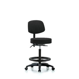 Finnegan High Bench Height Adjustable Lab Stool