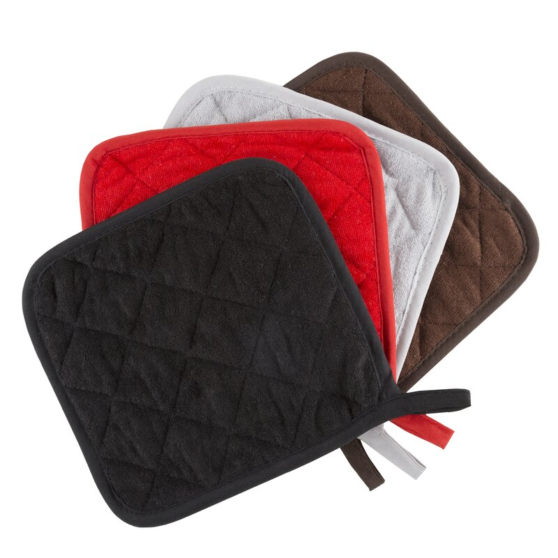 a5a6484c003 Lavish Home Quilted Pot Holder   Reviews
