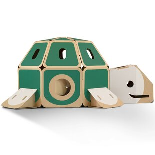 Affordable Shelby The Turtle Eco 6.23' x 4.92' Playhouse By ECR4kids
