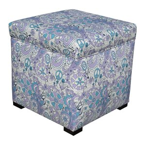Tami Ottoman by Sole Designs
