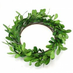 AA Floral Designs Buxus 18 Wreath