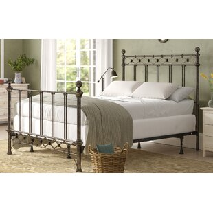 Leavitt Panel Bed by Alcott Hill