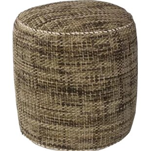 Jack Textures Pouf by Loon Peak