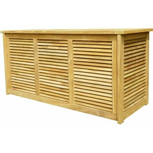 Arbora Teak Accent Teak Deck Box