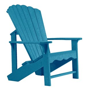 Sandiford Plastic Adirondack Chair