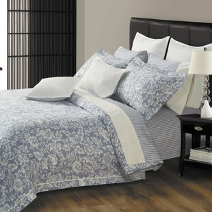 North Home Hampton 3 Piece Duvet Set