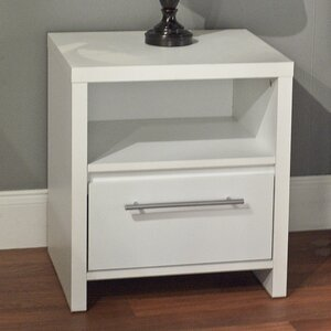 Marylou 1 Drawer Nightstand