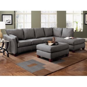 Higgins Sectional. Higgins Sectional. By Klaussner Furniture