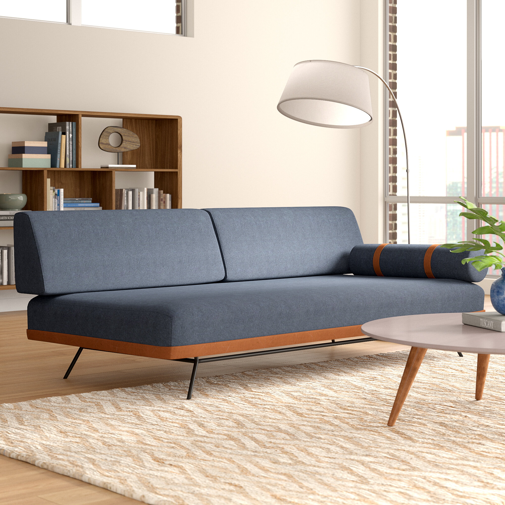 Corrigan studio ilminster chaise lounge reviews wayfair