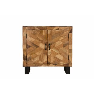Shania Bar Cabinet by Union Rustic