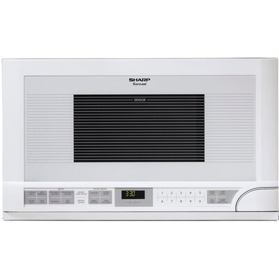 """Sharp 24"""" 1.5 cu. ft. Built-in Microwave"""