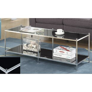 Rigsby Coffee Table with Storage Orren Ellis