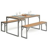 Keyes 3 Piece Dining Set by Williston Forge