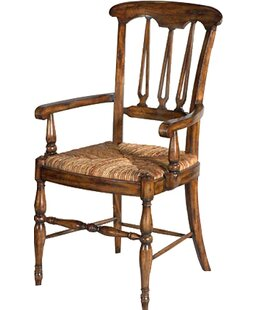 Wellington Cottage Dining Chair by Maitland-Smith