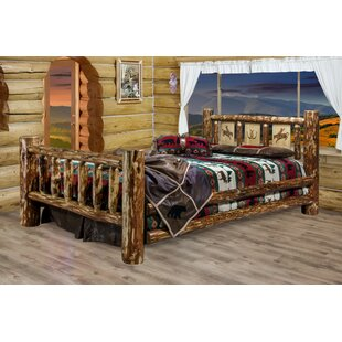 Loon Peak Tustin Panel Bed