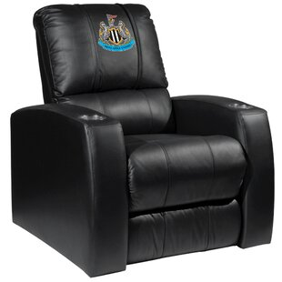Newcastle United Relax Manual Wall Hugger Recliner by Dreamseat