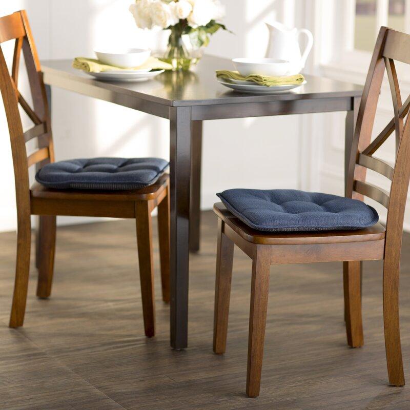 Wayfair Basics™ Wayfair Basics Tufted Gripper Chair Cushion ...