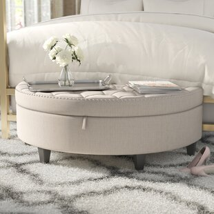 Aric Storage Ottoman by Willa Arlo Interiors