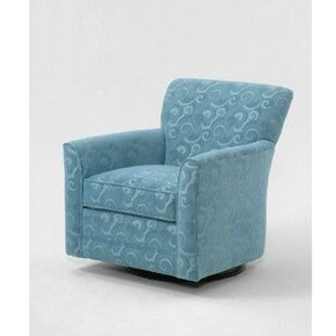 Buckley Swivel Armchair by Braxton Culler