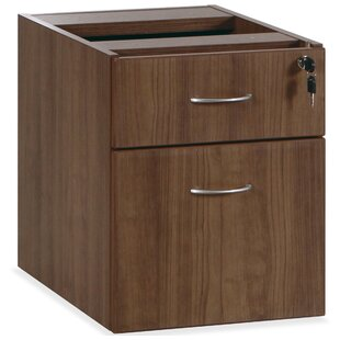 Essentials Series 2-Drawer Vertical Filing Cabinet by Lorell Best Choices