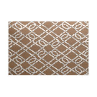 Bridgeport Taupe Indoor/Outdoor Area Rug