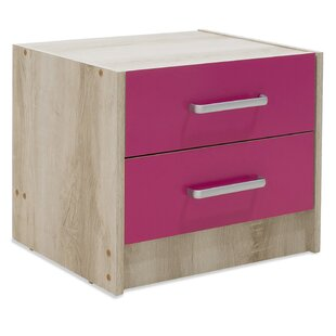 Epperson 2 Drawers Nightstand By Isabelle & Max