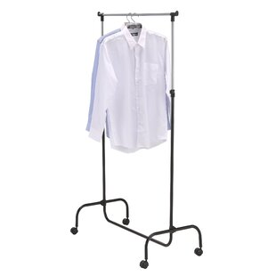 89cm Wide Clothes Rack By Symple Stuff
