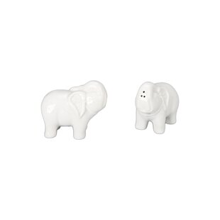 Elephant Salt and Pepper Set