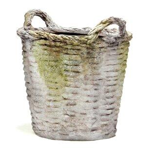 OrlandiStatuary Kellye Fiberstone Pot Planter