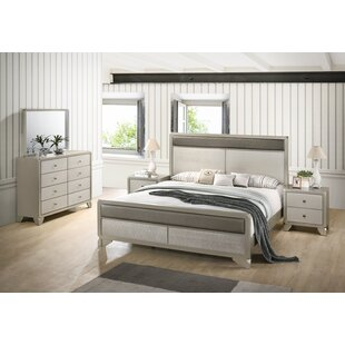 Yates Panel 5 Piece Bedroom Set