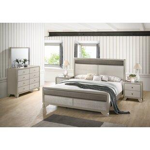 Yates Panel 5 Piece Bedroom Set by Rosdorf Park Herry Up