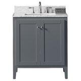 Sison 30 Single Bathroom Vanity Set by Charlton Home