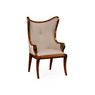 Butterfly Upholstered Dining Chair by Jonathan Charles Fine Furniture